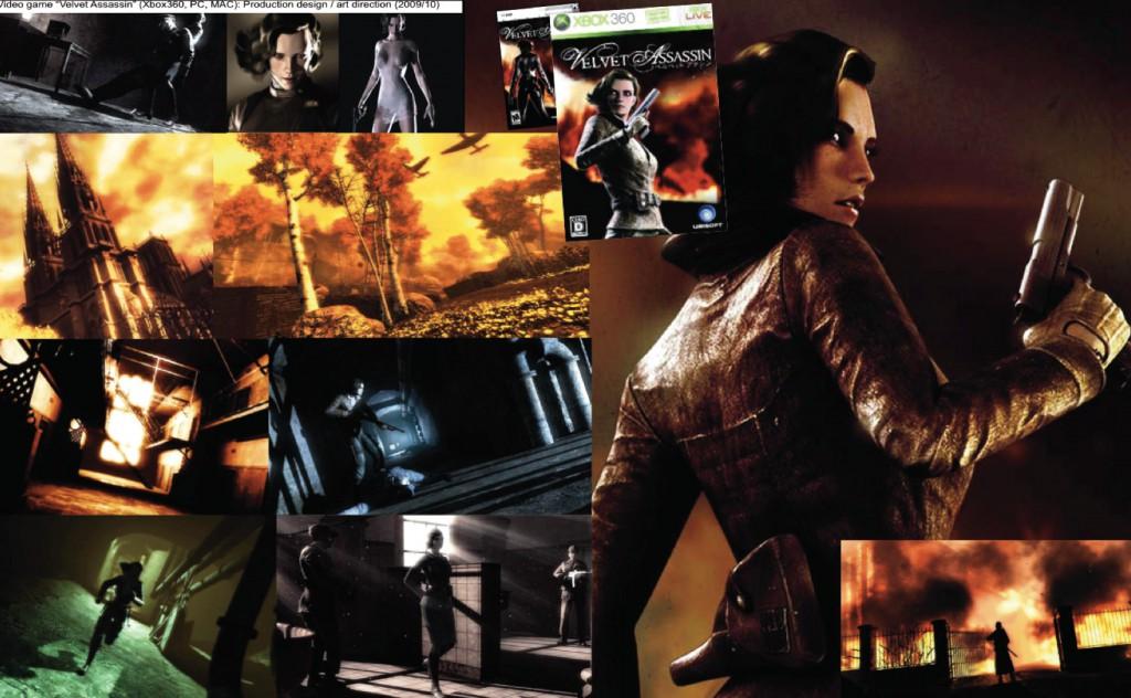 Velvet Assassin (Southpeak / Ubisoft)